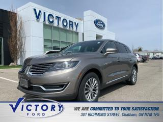 Used 2016 Lincoln MKX Select | NAVIGATION | HEATED SEATS for sale in Chatham, ON