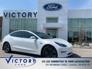Used 2020 Tesla Model 3 Long Range | DUAL MOTOR | AUTO PILOT | for sale in Chatham, ON