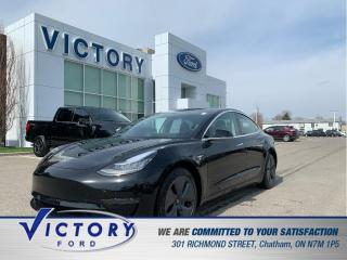 Used 2020 Tesla Model 3 Standard Range Plus | AUTO PILOT | 3.99% | for sale in Chatham, ON