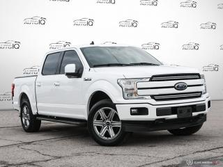 Used 2019 Ford F-150 Lariat | Navigation | 20 Inch Rims | Big Sunroof for sale in Oakville, ON