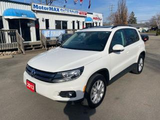 Used 2013 Volkswagen Tiguan 2.0 TSI 4Motion- SOLD SOLD for sale in Stoney Creek, ON