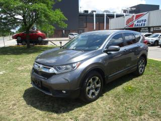 Used 2017 Honda CR-V EX-L ~ REAR & SIDE CAM. ~ LOW KM ~ 2 SETS OF TIRES for sale in Toronto, ON