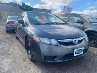 Used 2009 Honda Civic DX-G AS-IS for sale in Mississauga, ON