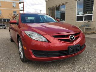 Used 2009 Mazda MAZDA6 GS for sale in Waterloo, ON