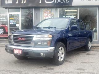 Used 2011 GMC Canyon 2WD Crew Cab 126.0