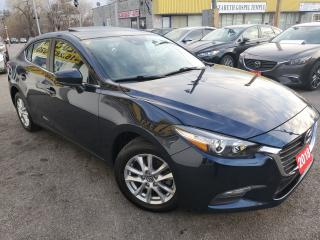 Used 2018 Mazda MAZDA3 NAVI/CAMERA/ROOF/LOADED/ALLOYS for sale in Scarborough, ON