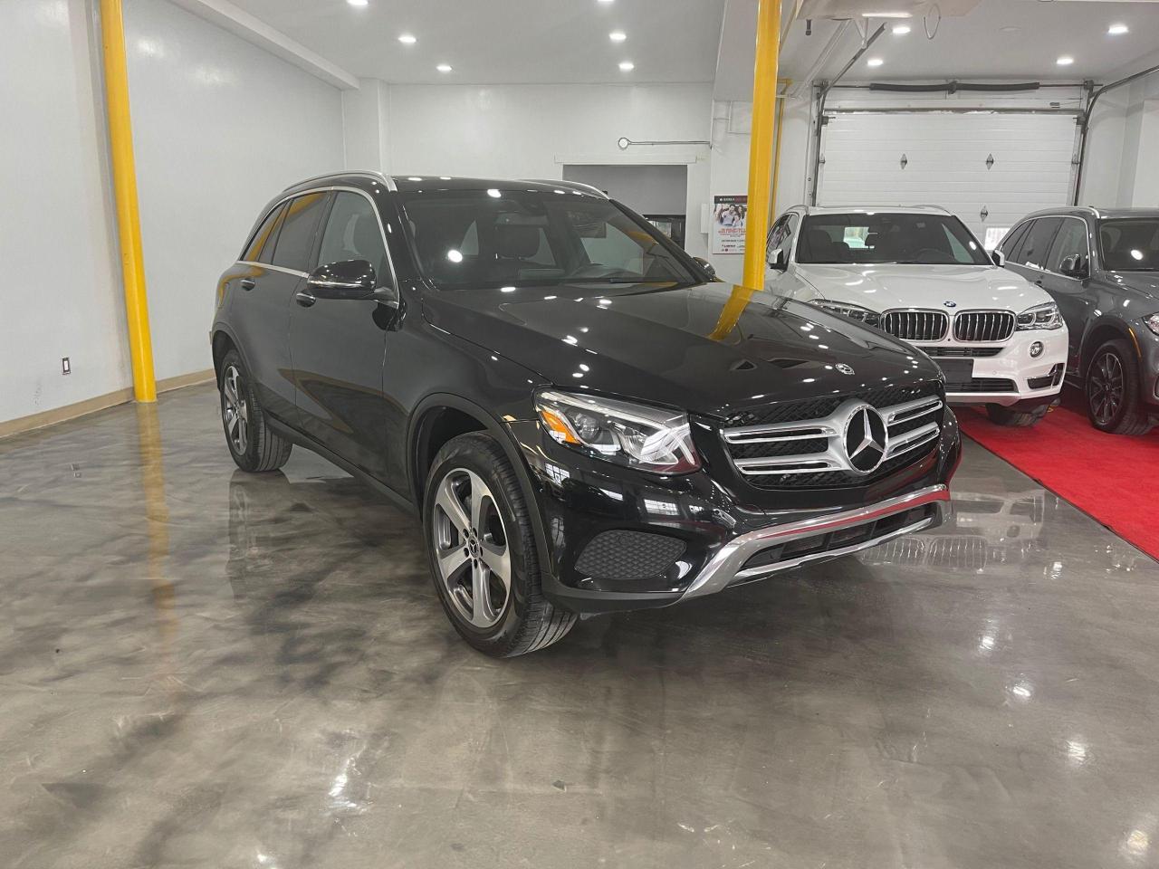 2018 Mercedes-Benz GLC300W4