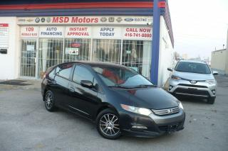Used 2010 Honda Insight LX for sale in Toronto, ON
