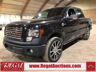 Used 2010 Ford F-150 HARLEY DAVIDSON CREW CAB 4WD 5.4L for sale in Calgary, AB