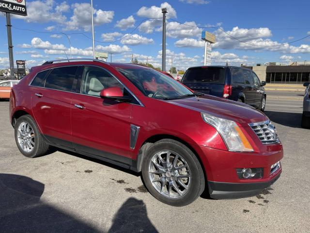 2013 Cadillac SRX Premium Pano Roofs, Leather, Bluetooth, Backup