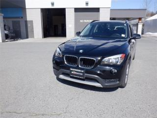 Used 2013 BMW X1 -LEATHER,BLUETOOTH,USB 28I for sale in Courtenay, BC