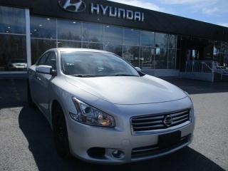 Used 2014 Nissan Maxima SV for sale in Ottawa, ON