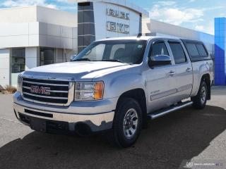 Used 2012 GMC Sierra 1500 SL Nevada Crew Cab | 4WD | for sale in Winnipeg, MB