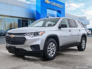 New 2021 Chevrolet Traverse LS #1 GM store in Manitoba! for sale in Winnipeg, MB