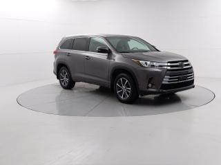 Used 2018 Toyota Highlander XLE for sale in Winnipeg, MB