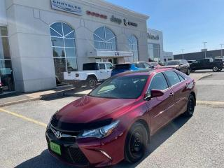 Used 2017 Toyota Camry XLE for sale in Nepean, ON