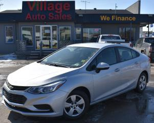 Used 2016 Chevrolet Cruze LS Auto BLUETOOTH! BACK UP CAMERA! A/C for sale in Saskatoon, SK