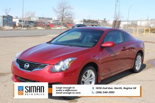 Used 2013 Nissan Altima 2.5 S NEW TIRES & BRAKES ALL AROUND for sale in Regina, SK