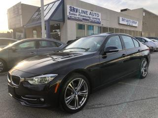 Used 2016 BMW 328 d xDrive NAVIGATION|CAMERA|LEATHER|ALLOYS for sale in Concord, ON