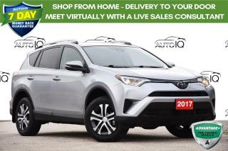 Used 2017 Toyota RAV4 LE LOW KM | HEATED SEATS | 2.5L | FWD for sale in Kitchener, ON