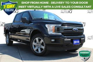 Used 2019 Ford F-150 XLT 5.0 LTR SPORT! SUNROOF! CREW CAB 4X4 NAVIGATION for sale in Hamilton, ON