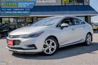 Used 2016 Chevrolet Cruze Premier for sale in Guelph, ON