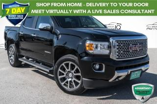 Used 2018 GMC Canyon Denali DENALI!! NAVIGATION!! FULLY LOADED!!! for sale in Barrie, ON