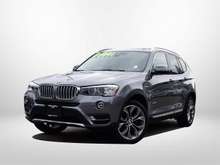 Used 2017 BMW X3 xDrive28i for sale in Surrey, BC