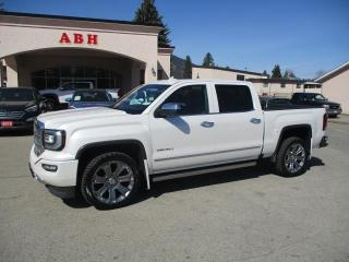 Used 2017 GMC Sierra 1500 Denali Crew Cab 4X4 for sale in Grand Forks, BC