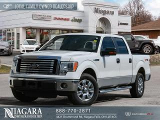 Used 2010 Ford F-150 XLT for sale in Niagara Falls, ON