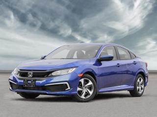 New 2021 Honda Civic Sedan LX CVT for sale in Amherst, NS