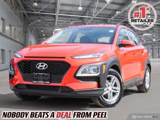 Used 2020 Hyundai KONA 2.0L Essential for sale in Mississauga, ON