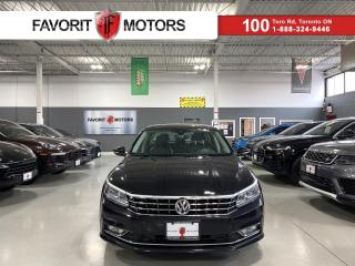 Used 2017 Volkswagen Passat TSI Comfortline|NAV|SUNROOF|LEATHER|PARKPILOT|+++ for sale in North York, ON