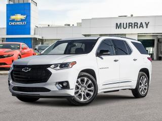 New 2021 Chevrolet Traverse Premier for sale in Winnipeg, MB
