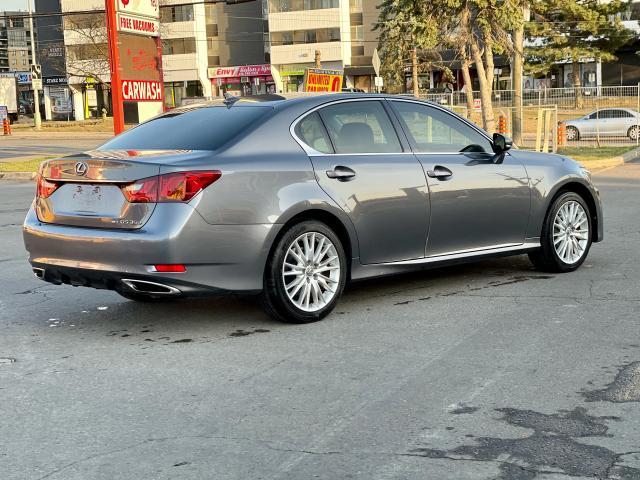 2013 Lexus GS 350 Technology Navigation/Heads up Display/Camera Photo5