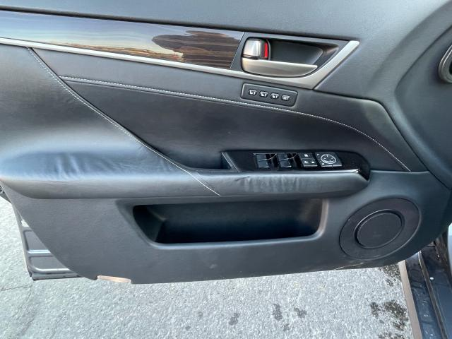 2013 Lexus GS 350 Technology Navigation/Heads up Display/Camera Photo13