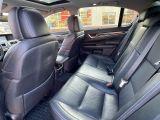2013 Lexus GS 350 Technology Navigation/Heads up Display/Camera Photo29