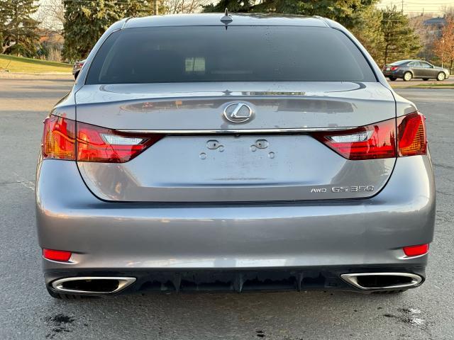 2013 Lexus GS 350 Technology Navigation/Heads up Display/Camera Photo6