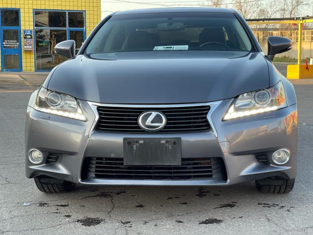 2013 Lexus GS 350 Technology Navigation/Heads up Display/Camera Photo2