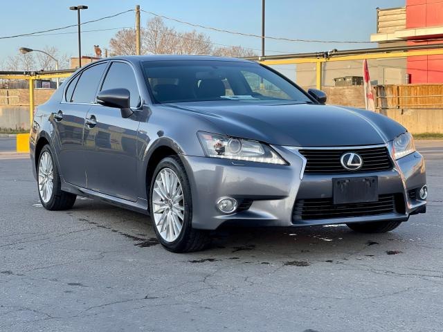 2013 Lexus GS 350 Technology Navigation/Heads up Display/Camera Photo3