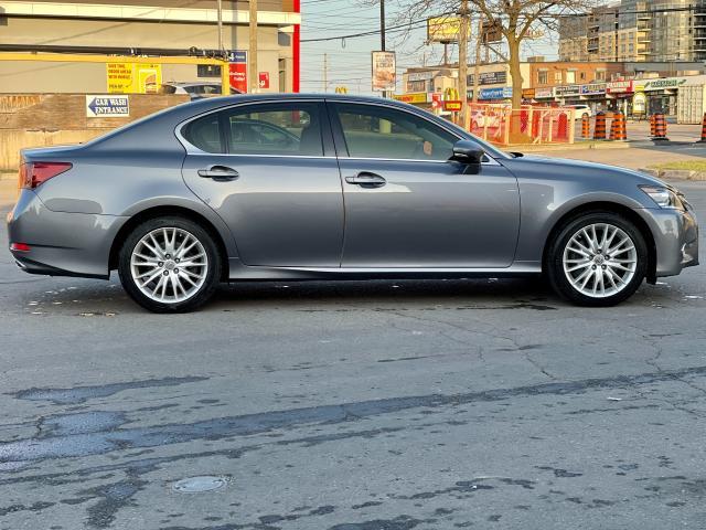 2013 Lexus GS 350 Technology Navigation/Heads up Display/Camera Photo4