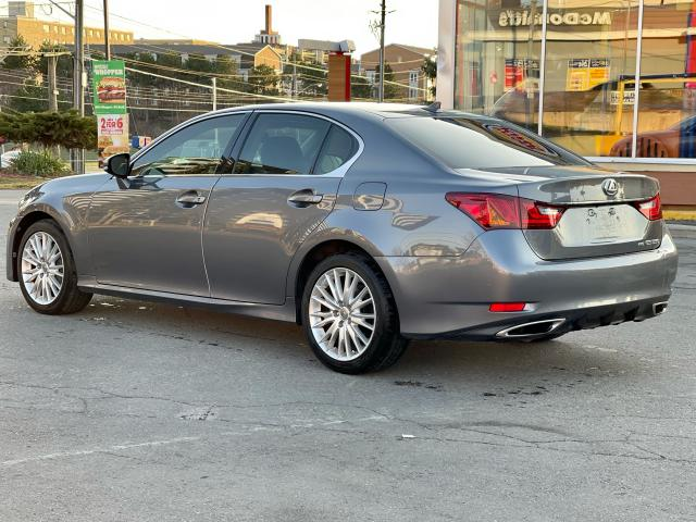 2013 Lexus GS 350 Technology Navigation/Heads up Display/Camera Photo7