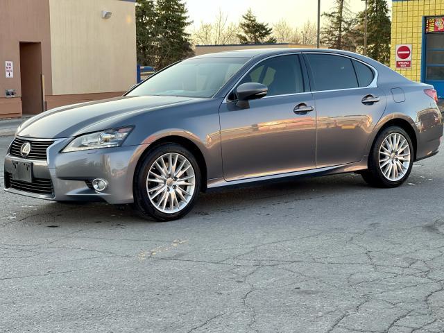 2013 Lexus GS 350 Technology Navigation/Heads up Display/Camera Photo9