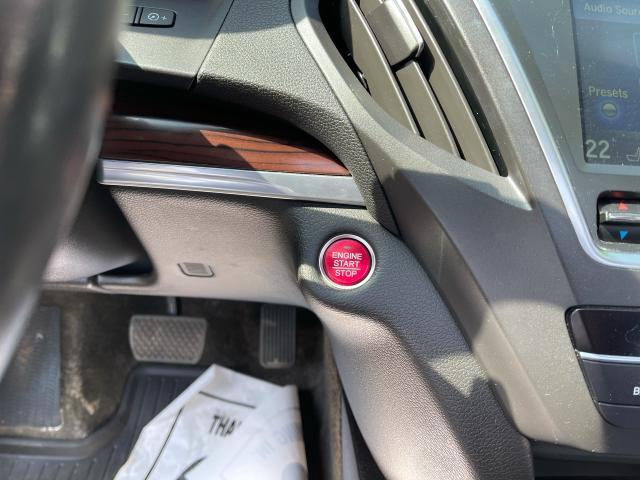 2014 Acura MDX AWD 7 PASSENGER/REAR VIEW CAMERA/SUNROOF Photo17