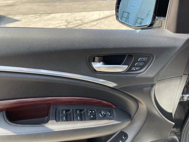 2014 Acura MDX AWD 7 PASSENGER/REAR VIEW CAMERA/SUNROOF Photo14