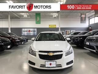 Used 2014 Chevrolet Cruze 2LT|CREAM LEATHER|BACKUP CAM|SIRIUSXM|ALLOYS|+++ for sale in North York, ON