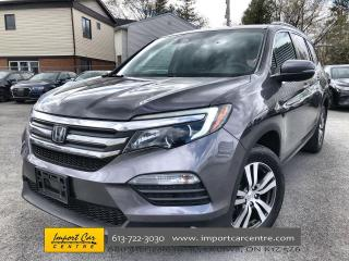 Used 2017 Honda Pilot EX ALLOYS  ROOF  HTD SEATS  BACKUP CAM for sale in Ottawa, ON