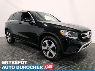 Used 2018 Mercedes-Benz GL-Class GLC 300 - AWD - CUIR - CLIMATISEUR for sale in Laval, QC