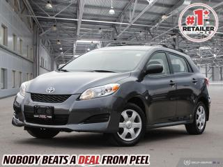 Used 2010 Toyota Matrix BASE for sale in Mississauga, ON