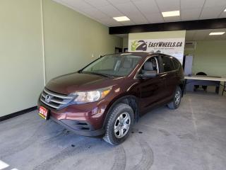 Used 2014 Honda CR-V LX for sale in New Liskeard, ON